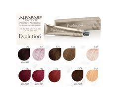 Alfaparf Evolution Hair Color Chart Alfaparf Evolution Of The Color 10 New Shades For A More