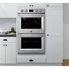 "kenmore pro 41143 30"" electric double wall oven sears kenmore pro 41143 30"" electric double wall oven stainless steel 4"