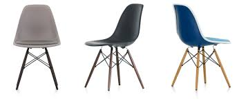 ray and charles eames furniture. For The Dining Height Side Chair Wood Base (DSW), Charles And Ray Eames Combined Organically Shaped Seat Shell With A Four-legged Wooden Base. Furniture