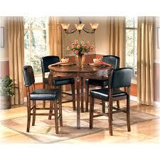 ashley furniture pub table set stunning pub table and 4 chairs furniture pub table with 4