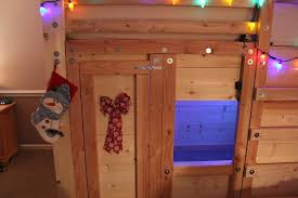 cool bunk bed fort. Image By: Palmetto Bunk Beds Cool Bed Fort