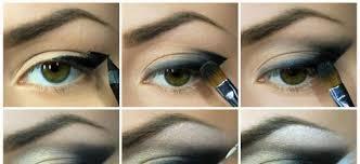 fancy eye makeup for almond eyes