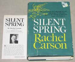silent spring  the book of the month club edition of silent spring including an endorsement by justice douglas had a first print run of 150 000 copies two and a half