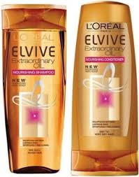 l oreal paris loreal paris elvive extraordinary oil nourishing shoo conditioner set 250ml in dubai uae pare s