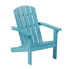 plastic adirondack chairs lowes. Contemporary Adirondack Garden Treasures Windsor Bay Blue Resin Patio Adirondack Chair Inside Plastic Chairs Lowes
