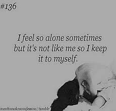I Feel Alone Quotes Loneliness Quotes With Images Black And White Image Bank Photos 21