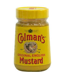 Image result for english mustard