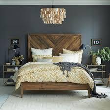 Master Bedroom Refresh - Dark and Moody
