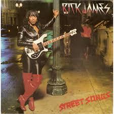 <b>Rick James</b> - <b>Street</b> Songs - Pop Music