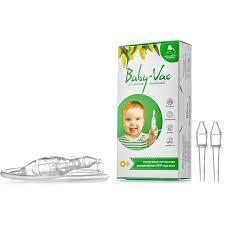 Купить <b>аспиратор назальный детский</b> «<b>Baby</b>-<b>Vac</b>» (Бейби-Вак) с ...