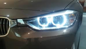 2016 bmw 3 series 3er f30 led bi xenon light oem hid headlight scheinwerfer angel eyes you
