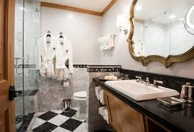 Elegant Bathrooms Elegant Bathroom Curtains Better Homes And - Better homes bathrooms