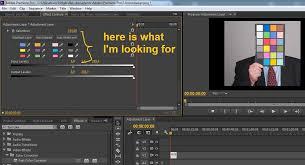 Colour Chart Video Color Calibration With A Color Chart Video Production