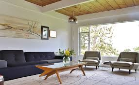 Great Mid Century Modern Living Room Best Great Pictures