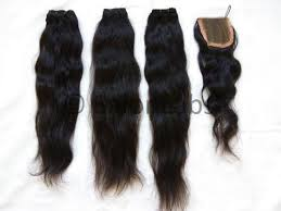 3 Bundle And 1 Closure Hair Deal