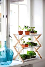 space saving stepladder plant stands