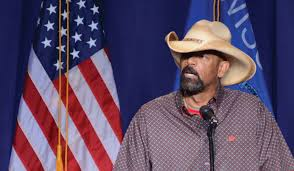 getting smart on crime conservatives discover prison reform how david clarke became the american right s sheriff