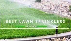best lawn sprinkler reviews uk