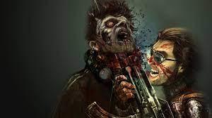Free Zombie Wallpaper on WallpaperSafari