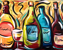 crazy abstract wines