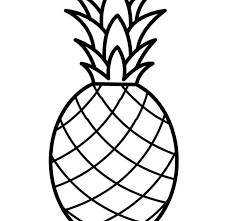 Small Picture Coloring Site Pineapple Coloring Page Fresh In Concept Picture