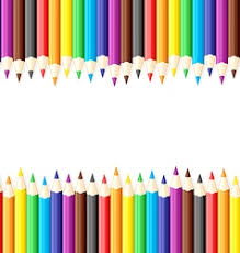 Rainbow Page Border Rainbow Border Vector Images Over 3 300