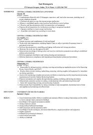 97 Sterile Processing Technician Resume Example Sterile