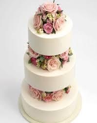 Simple Wedding Cakes 3 Tier