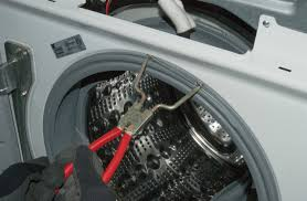 How To Clean Washing Machine Drain How To Replace The Drain Pump On A Front Load Washer Repair