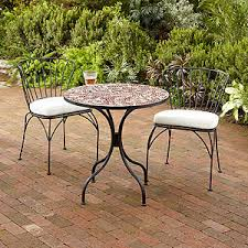 Outdoor Cafe Chairs  Green Black Blue Burgundy Brown Beige Bistro Furniture Outdoor