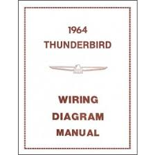 1955 1966 ford thunderbird wiring diagrams wiring diagrams macs 1955 Ford Thunderbird Wiring Diagram thunderbird wiring diagram manual, 21 pages, 1964 wiring diagram for 1955 ford thunderbird