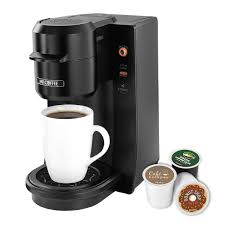 Coffee Maker K Cup And Pot Single Cup K Cupr Brewing System 8 Ounces Bvmc Kg2w Mr Coffee
