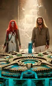 Free Download 1280x2120 Aquaman And Mera Still From Movie