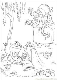 princess in the frog coloring pages disney princess tiana coloring pages free