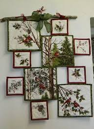 Best 25+ Panel quilts ideas on Pinterest | Fabric panel quilts ... & Wallhanging made from Moda Winter Song Panel. Adamdwight.com