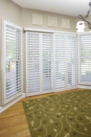 plantation shutters sliding glass doors bypass for patio storm panel hurricane door custom tucson full size