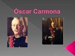 Resultado de imagem para óscar carmona