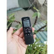 Máy ghi âm SONY ICD-PX312 bộ nhơ 2G có khe cắm thẻ nhớ mở rộng, có tính  năng Noise Cut lọc ồn.