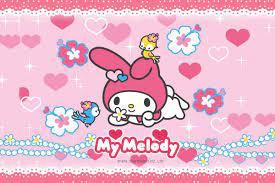 My Melody PC Wallpaper - KoLPaPer ...