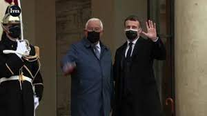 Covid-19, Macron positivo al test sul coronavirus - YouTube