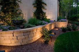 landscape lighting backyard lighting walkway