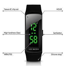 hiwatch led watch fashion sport waterproof digital watch for boys hiwatch led watch fashion sport waterproof digital watch for boys girls men women bracelet watch