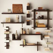 Cool Shelves Living Room Cool Wall Mounted Shelving Units Home Depot With