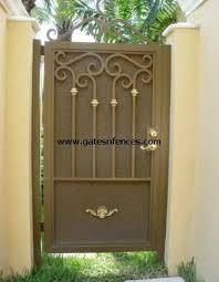 sy royalty custom garden gate