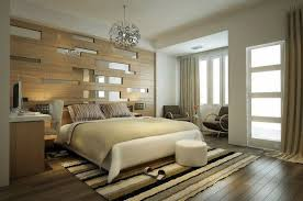 Stunning Neutral Palette Bedroom Design For Your Bedroom Creation: Sleek Modern  Bedrooms With Neutral Palettes With Office Desk