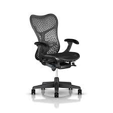 Herman Miller Mirra 2 Task Chair Tilt Limiter W Seat Angle Adjustment Flexfront Adj Seat Depth Adj Lumbar Support Triflex Back Adj Arms