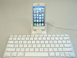 Using an old Apple iPad keyboard dock with your iPhone 5 – The