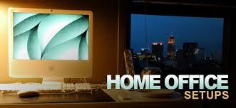 home office work station. 50 Home Office Setups Work Station