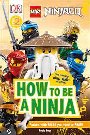 LEGO NINJAGO How To Be A Ninja (DK Readers Level 2) : Peet, Rosie:  Amazon.de: Bücher
