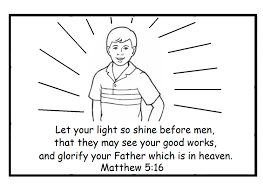 Lamp On A Stand Parable For